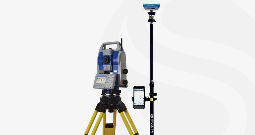 stonex r80 onepole integrated surveying