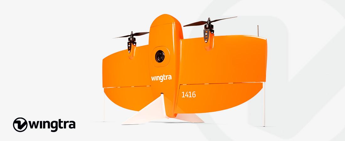 wingtraone vtol drone