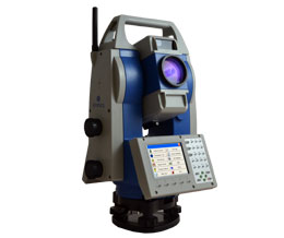 stonex r80 robotic total station