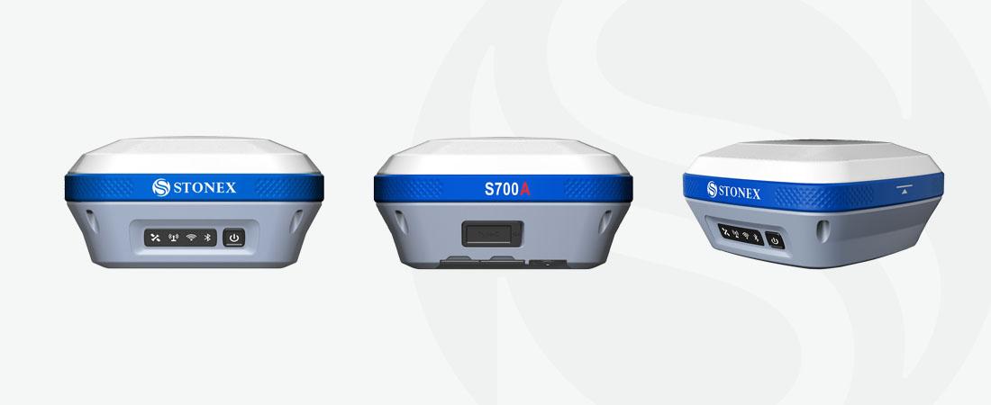 stonex s700a rtk gnss receiver