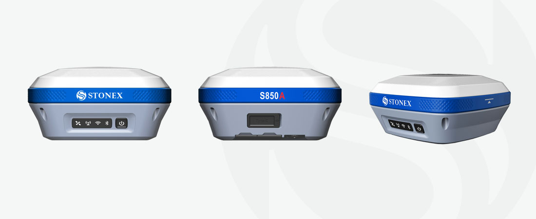 stonex s850a rtk gnss receiver