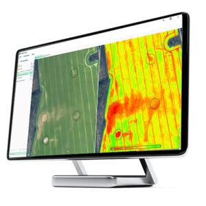 geodirect dronemapping pix4d fields