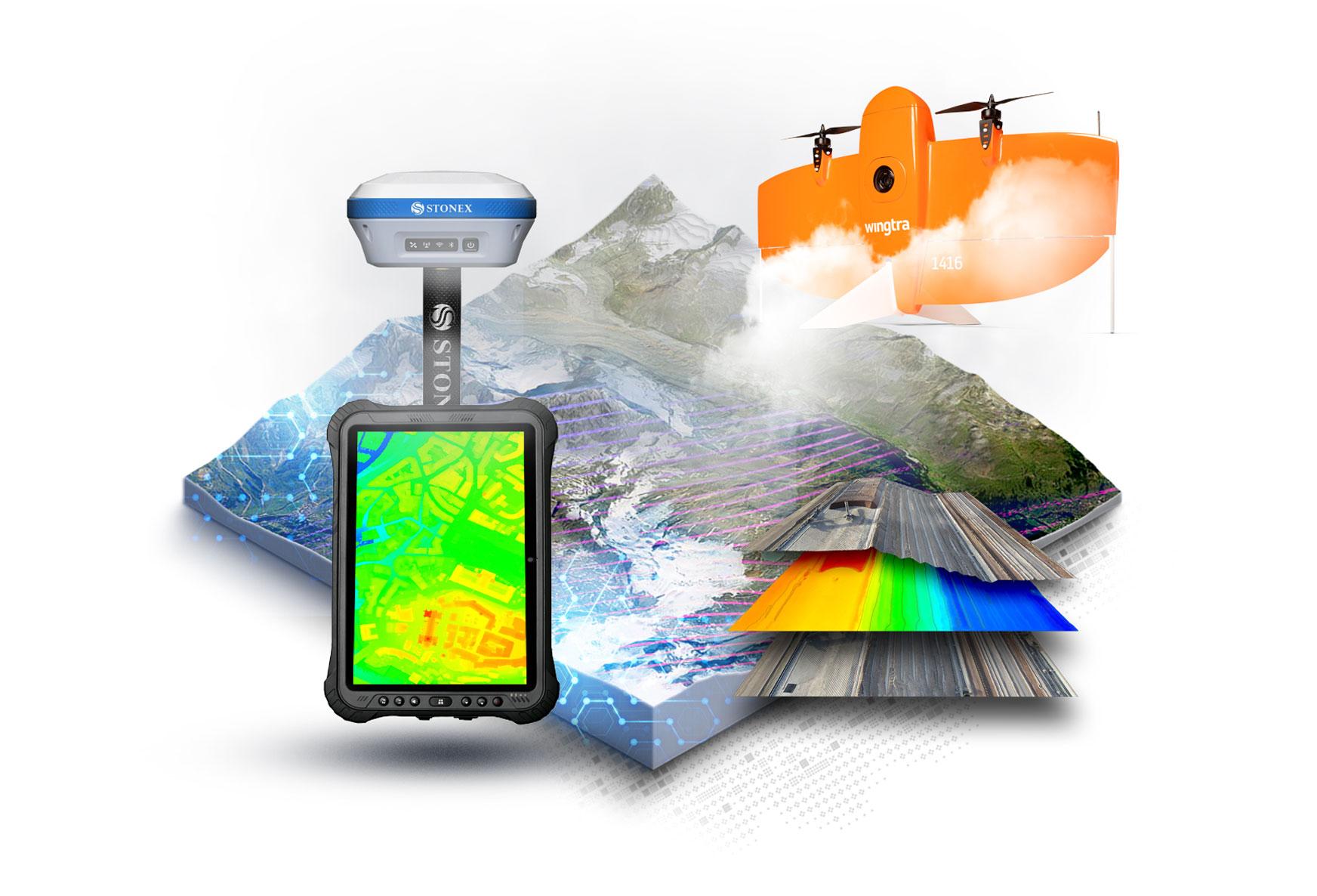 Geodirect - GPS, CAD & GIS VOOR DE BOUW & INFRA