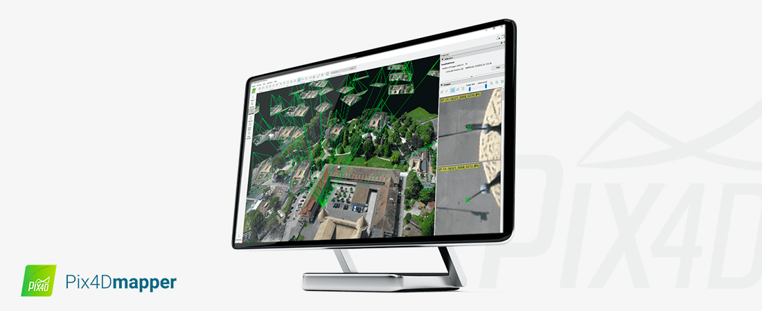 pix4dmapper dronemapping software