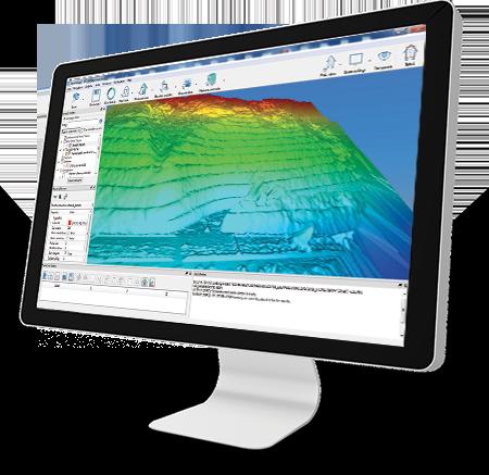 stonex reconstructor software